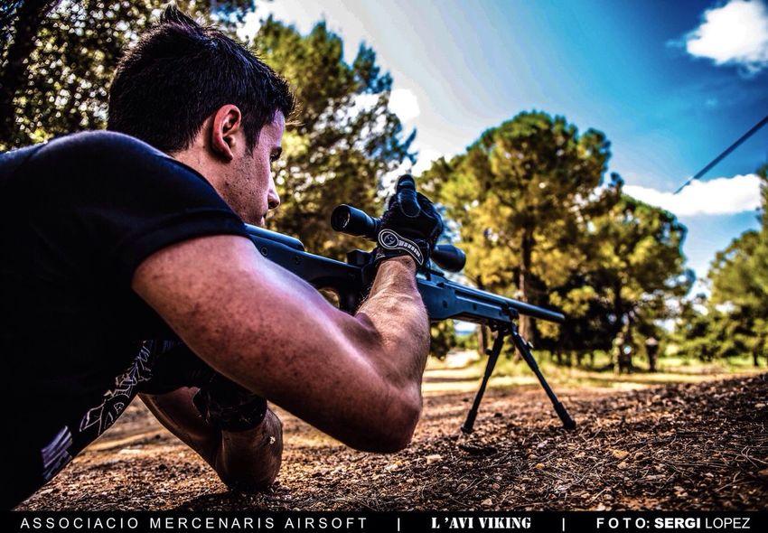 Guns Sports Photography Airsoft Catalunya