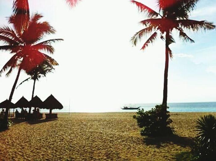 BoracayIsland relaxing Enjoying The Sun