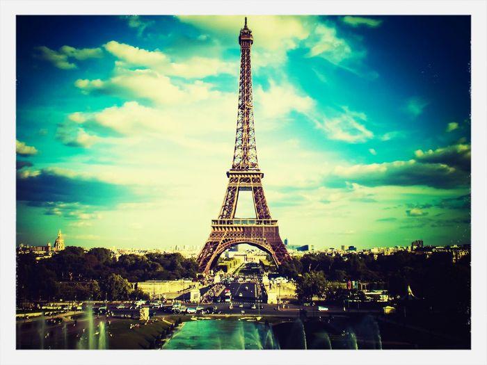 Paris? First Eyeem Photo