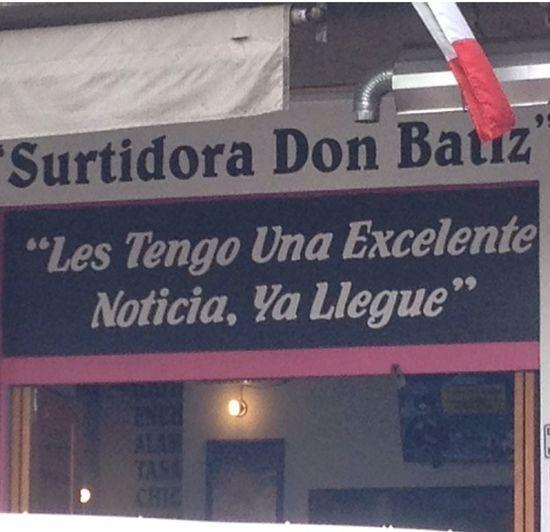 Así Es México! Love Polanco