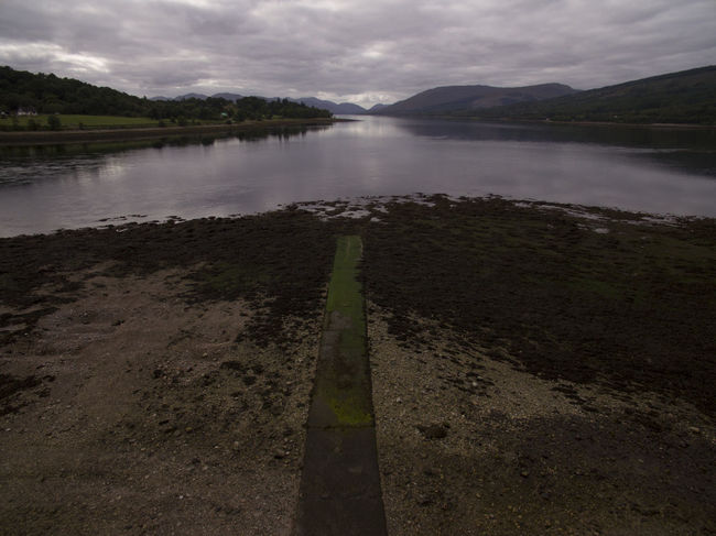 Drone  Scotland Beauty In Nature Cloud - Sky Drone Photography Lake Nature Outdoors Scenics - Nature Sky Tranquil Scene Tranquility