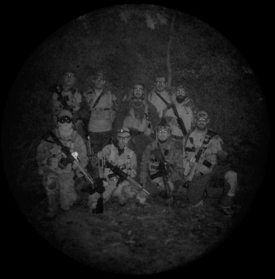Nightphotography Nightvision Military Airsoft Is My Hobbies Airsoft,war,special Forces,gun,rifle,scope, Airsoft Photography Airsoftphoto Indoors  No People Close-up Film Industry Day