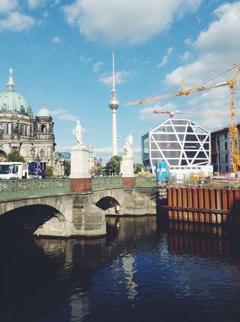 Statues in berlin Berlin