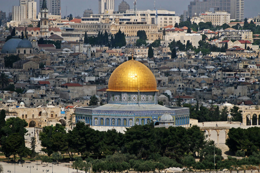 Dome of the rock Dome Of The Rock Architecture Built Structure Dome Dome Of The Rock Jerusalem Mosque Place Of Worship Religion