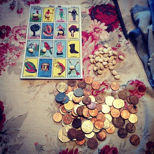 Loteria Mexicanbingo Love Fun friends thethingswedoatchristishouse goodstuff