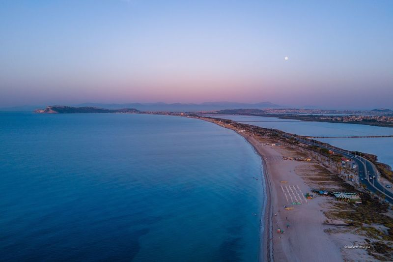 Water Scenics Nature Sea Beauty In Nature Tranquil Scene Tranquility Outdoors Clear Sky No People Sky Blue Beach Day Aerial View Aerial Shot Drone  Dronephotography Drone Photography