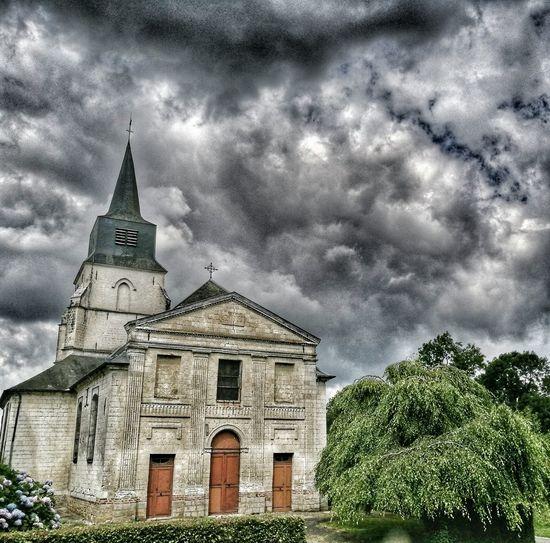Église de Barly (Pas de Calais, Arrageois) Pas De Calais Architecture Eglise France