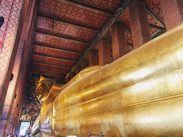 Thailand Temple Templeinthailand Religion Watphotemple Watpho Amazingthailand