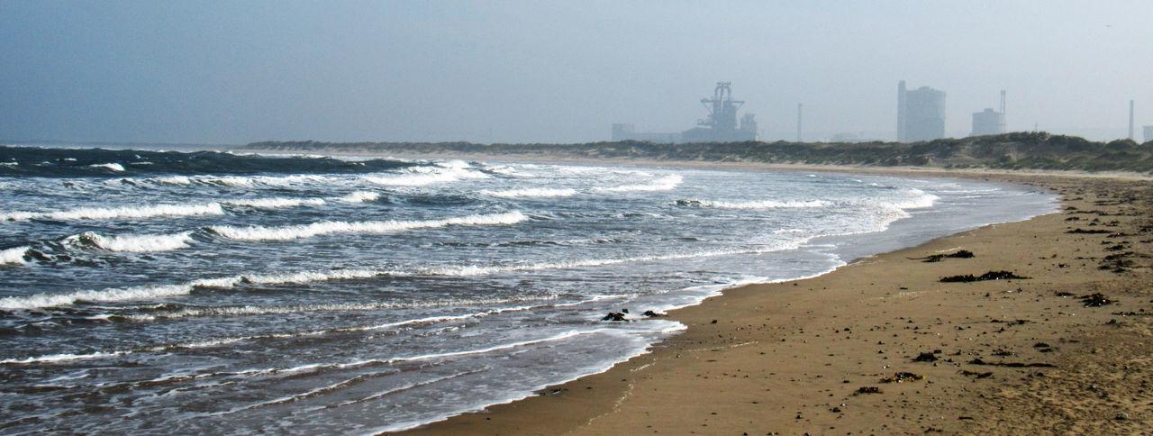 Coatham beach