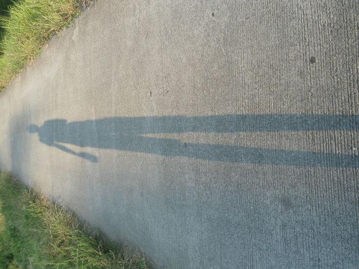 So looong Long Legs Long Legs Shadow Outdoors Road Shadow Shadows The Way Forward