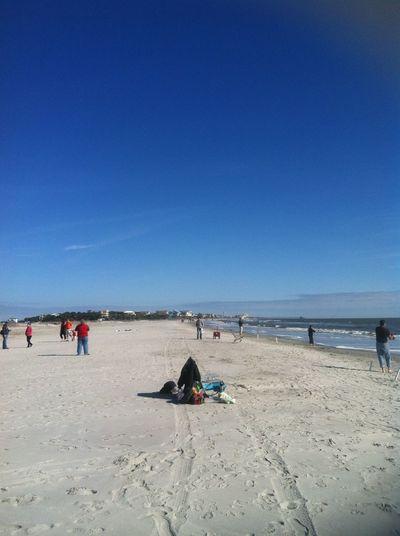 Blue Wave charleston sc beach!!