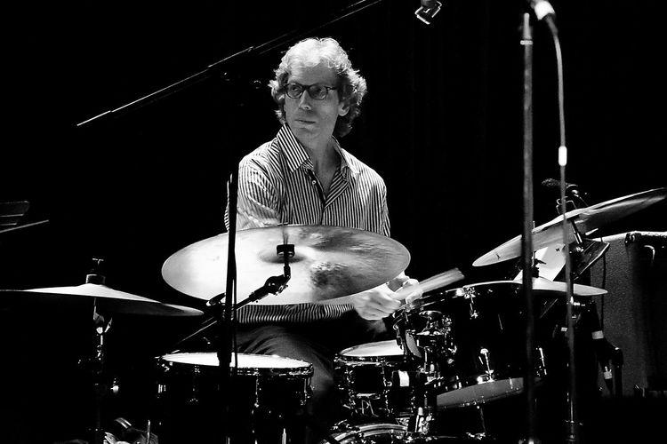 US jazz drummer