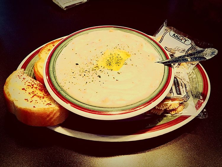 Things I Like The BEST Clam Chowder in Lincoln City, Oregon Dory Cove Resturant. I ❤️❤️❤️ Clam Chowder, but the ABSOLUTE BEST ON THE Oregon Coast is at Dory Cove in Lincoln City! So if your headed that way!! Hmmm!! Food I ❤️ Best Of The Northwest Travel The PNW PNW Adventures Must Eats At The Coast