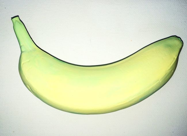 Pastel bananas IPhone That Sh*t Is .... Bananas Banana Pastel Pastel Yellow Painted Banana On Canvas Food Photography Fruit Photography Artistic Photo Fruit Minimalism Overhead View Pastel Power Paint The Town Yellow