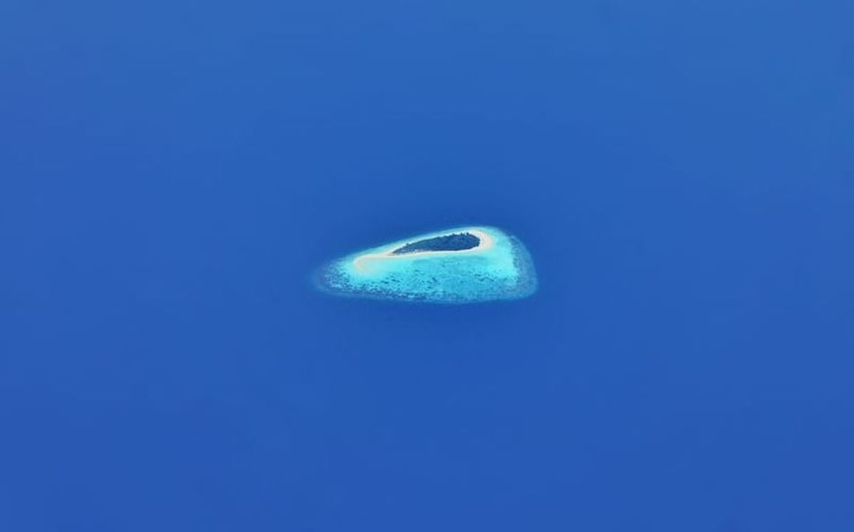 the dot Island Maldivesphotography Aerial View Blue Studio Shot Blue Colored Background Backgrounds Copy Space Blue Background Close-up Pattern Textured  Single Object Rugged Spiral Staircase Design Bulb Abstract Backgrounds EyeEmNewHere