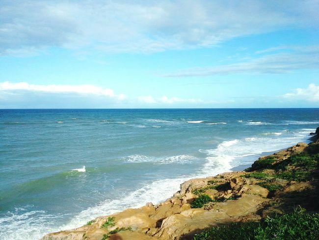 Tantos ângulos, tão poucas verdades... Sea Beach Horizon Over Water Sand Water Nature Wave Vacations Cloud - Sky Sky Paradise Tranquil Scene No People preso no paraiso