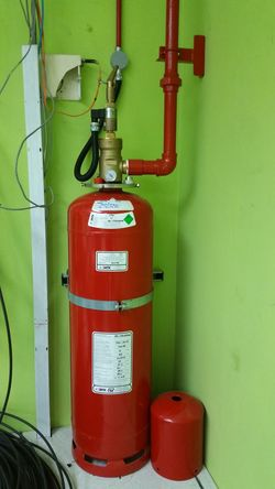 Pipe - Tube Red No People Green Color Indoors  Day Gauge Close-up Fire Suppression Fire Safety Firesuppression Firefighters System Occupational Safety And Health Fire Service Red Indoors