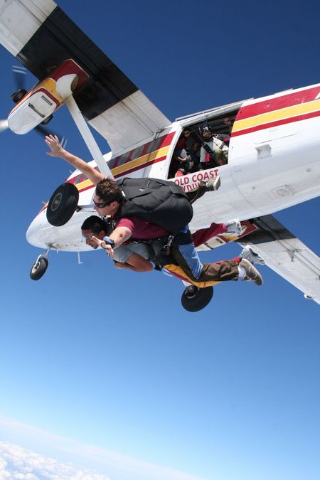 Skydiving Check This Out TakeFlight