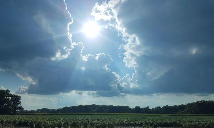 Sun Popping