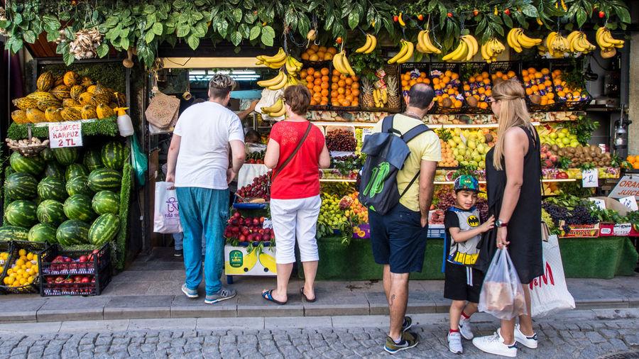 Grocery store in Karaköy, Istanbul Food Healthy Eating Market Market Stall Retail  Retail Display Shopping Street Market
