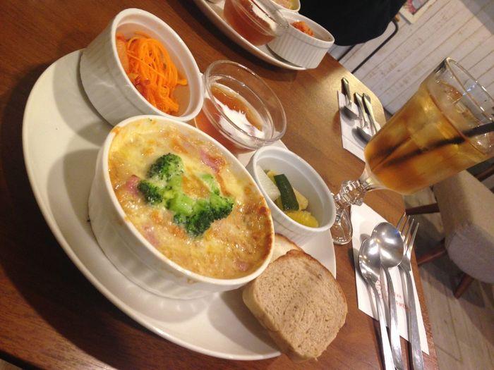 8jour Lunch Tea Royalmilktea Cafe Shimokitazawa Tokyo,Japan