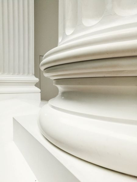 Empty Museum Berlin Berlinstyle Berlin Berliner Ansichten Berlin Photography Berlin Love Museum Museumsinsel Alte Nationalgalerie Mitte Backgrounds White Color Architecture Close-up Architectural Column Colonnade