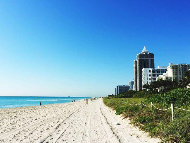 Check This Out Hello World Taking Photos Enjoying Life Miami Miami Beach Southbeach Miami, FL Vacation Paradise Beach Beachphotography Life Is A Beach Summer Summertime Sun Nature Waves Waves, Ocean, Nature Sand Saltwater On The Beach Paradise Beach