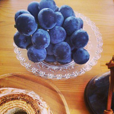 ぶどう Fruits