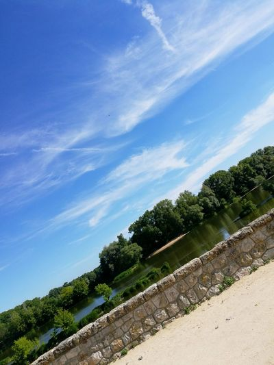 Picture Of France, Orleans By me!! I edit this a little... Sky Cloud - Sky Beauty In Nature
