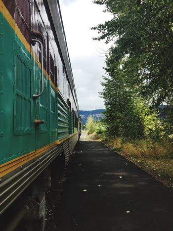 Train - Vehicle Rail Transportation Railroad Track Train Ride Train Tracks Trains & Railroad