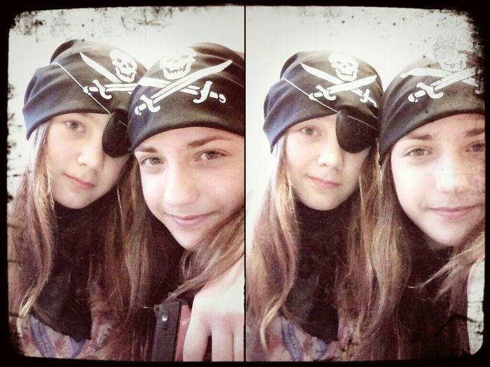 пираты моя любимая подружка милашки