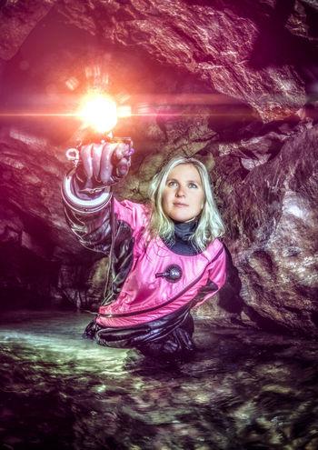 Underground exploration Amazing Cave Cave Formations Caves Explore Exploring Karst Nature Portrait Speleo Speleologia Speleology Underground Water