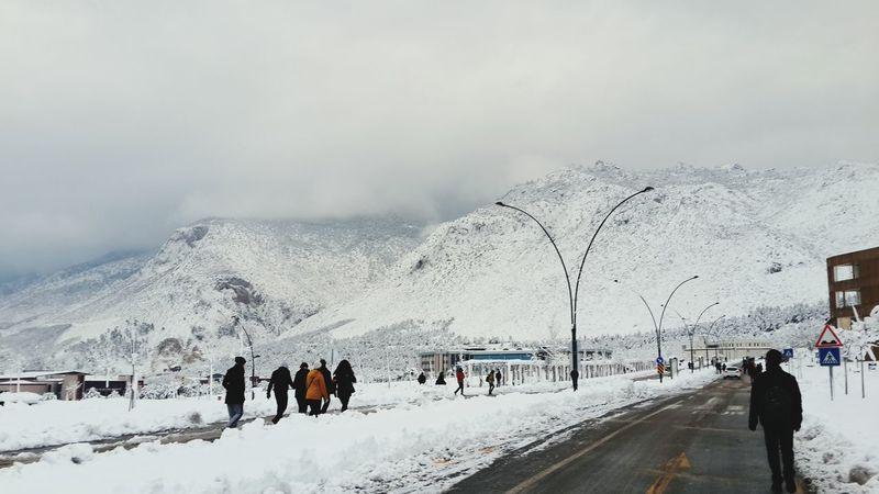 EyeEm Best Shots Pamukkale University Campus Snow Finalsweek Photo Around You Enjoying Life Popular Photos