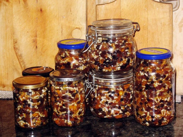 Mincemeat Christmas Is Coming Cooking Cooking At Home Homemade Spices Fruit Traditionalfood Family Tradition