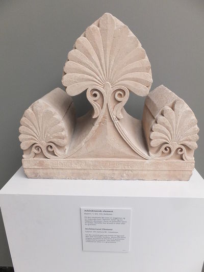 Architectural Feature in Limestone from Cyprus (5th century BC), NY Car;berg Glypotek Architechtural Details Art Building Detail Building Feature Capital City Close-up Composition Copenhagen Creativity Cyprus Denmark Design Full Frame Indoor Photography Limestone Music No People Ny Carlsberg Glyptotek Ornate Roman Still Life Today's Hot Look Tourist Attraction  Tourist Destination