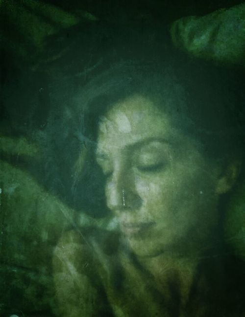 Asleep. Girl Sleeping RetroCamera Old Photo Dust Cover Photo For The Book I'll Never Write. Sleeping Beauty Shadow Dreamscapes & Memories Dreaming Book Cover Night Night, Sleep Tight