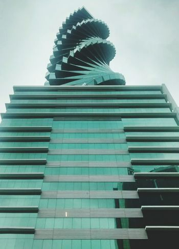 F&F Tower Architecture Panama City Travel Photography Buildings & Sky The Week Of EyeemShapes , Lines , Forms & Composition EyeEm Best Shots Buildings