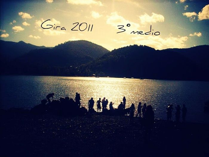 Recuerdos GiraDeEstudios  2011 Caburga