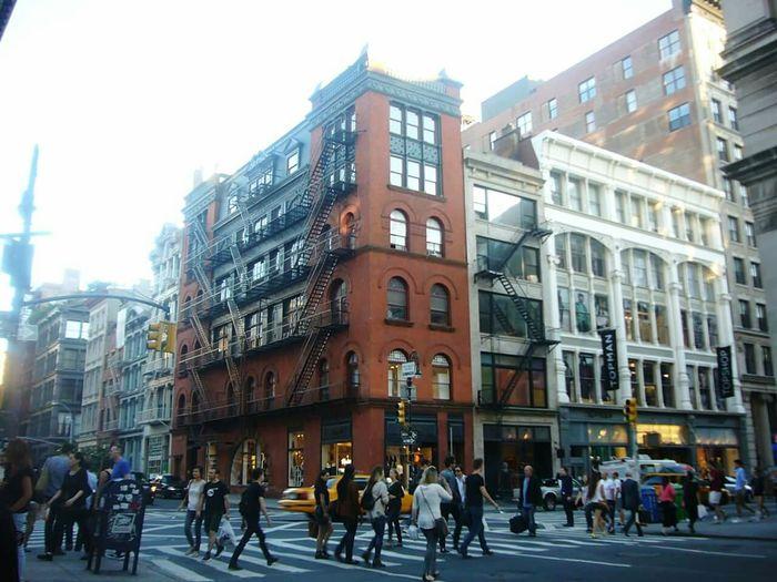 New York Arquitecture Paseos