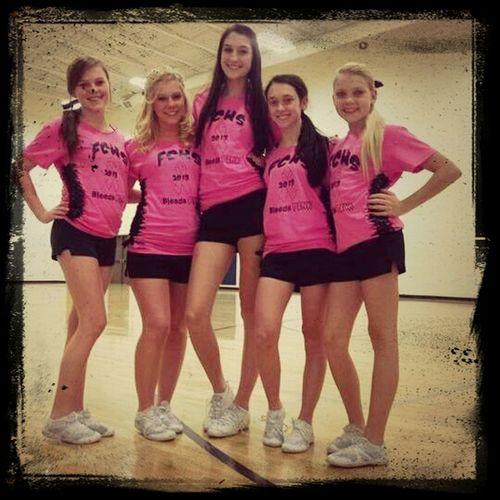 Cheer Girls<3