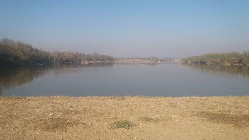 EyeEm EyeEm Selects Man Beautiful Nature Calmness Water Tree Lake Clear Sky Reflection Sky Landscape Autumn Mood