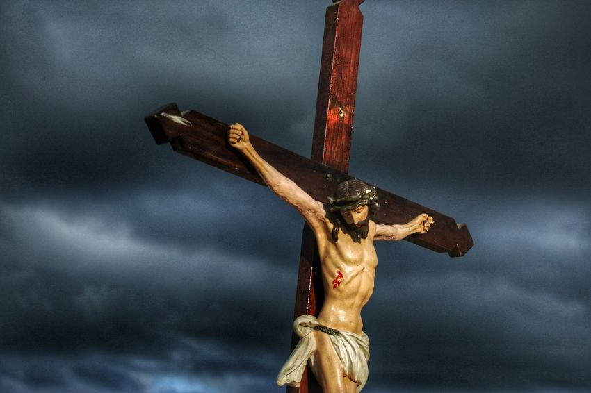 Jesus Cristo Christ Cruz Cross Kreuz  Amor Amour Love Pain Passion Dolor Dor Morte Death Muerte Semana Santa Holy Week Suffering God Deus Dios Dieu  Gott Resist By ICP Long Goodbye