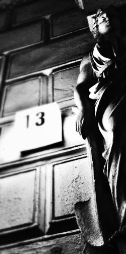 BW Transcience Number_bnw_friday House Number