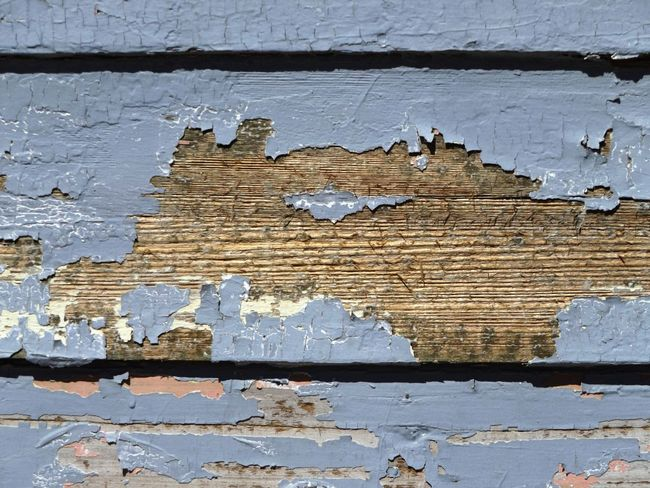 Architecture Backgrounds Bad Condition Blue Close-up Color Image Crack Damaged Day Destruction Deterioration Full Frame Obsolete Outdoors Paint Peeled Peeling Peeling Off Ruined Run-down Textured  Wall - Building Feature Weathered Wood - Material