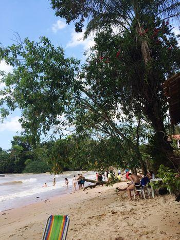 Praia do Paraíso - Ilha de Mosqueiro Amazonia