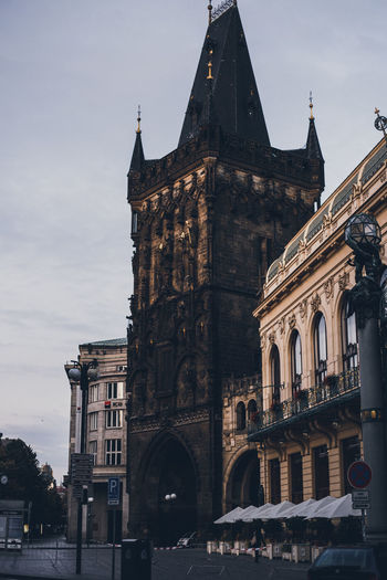 Prague. More: https://barbara-duchalska.blogspo Prague Arch Architecture Belief Building Building Exterior Built Structure City History Low Angle View Nature No People Outdoors Place Of Worship Religion Sky Spirituality The Past Travel Destinations