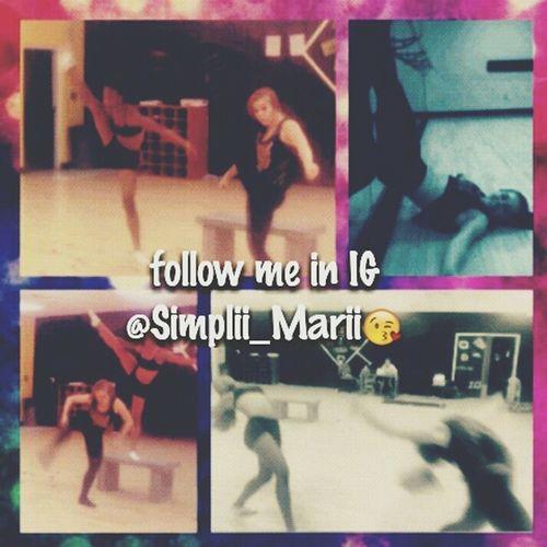 Dance Instagram @Simplii_marii Blow Up My Notifications