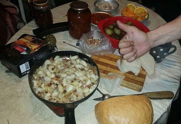 Перед боевым выездом аппетит ужин старыйновыйгод сепар сепаратист