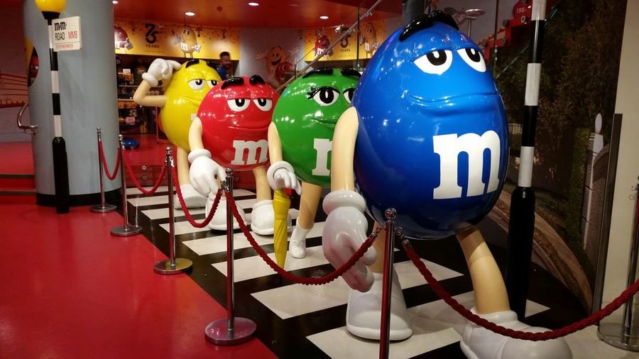 London Lifestyle M And M Store  M And Ms