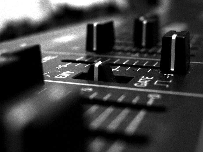 Black & White Black And White Blackandwhite Close-up Electronic Electronic Music Shots Fader Jp-8000 Jp8000 Music Music Production Producing Music Roland Selective Focus Synthesizer Technology